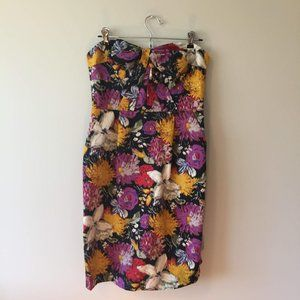 Moulinette Soeurs (Anthro) Strapless Dress Size 4
